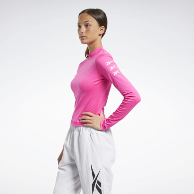 WOR MYT Long Sleeve Donna Fitness & Training