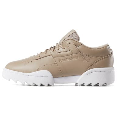 Women Classics Beige Workout Ripple OG