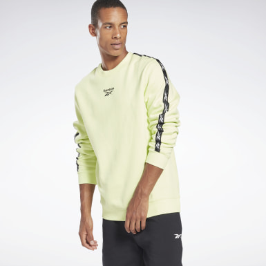Sweat à col rond Training Essentials Tape Hommes Fitness & Training