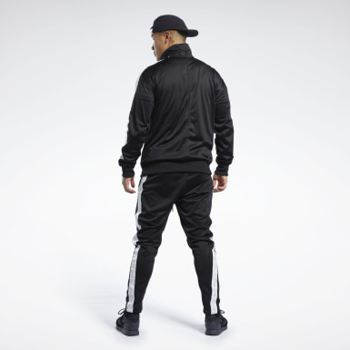 Mænd Fitness & Training Black Combat CMG Track Suit