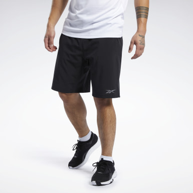 Mænd HIIT Black Speedwick Speed Shorts