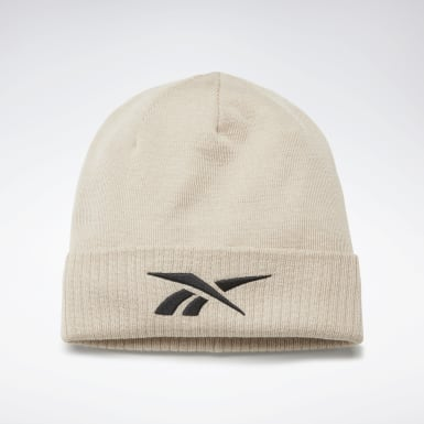 Running Active Enhanced Winter Beanie Weiß