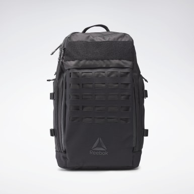 Cross Training Black Training Weave Backpack