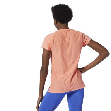 Women Fitness & Training Pink SmartVent Tee
