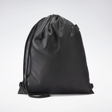 Yoga Black Training Essentials Gym Sack
