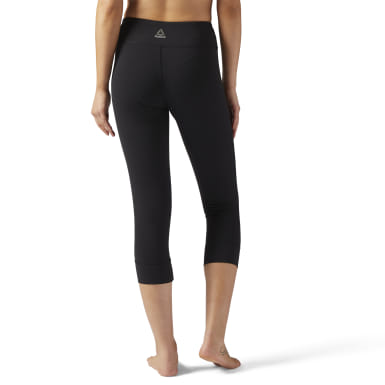 Women Training Black Lux 3/4 Legging