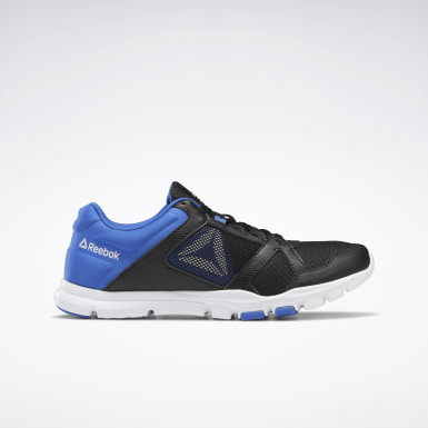 Men Training Black Yourflex Train 10 Men's Training Shoes