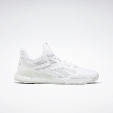 Mænd Cross Training White Nano X PR Shoes