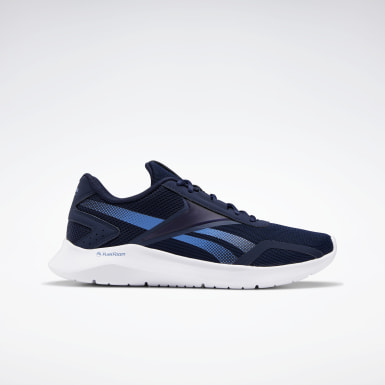 Men Running Blue Reebok EnergyLux 2.0 Shoes