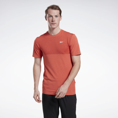 Men Hiking United by Fitness MyoKnit Tee