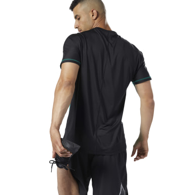 Polo Move One Series Training Smartvent Verde Hombre Entrenamiento Funcional