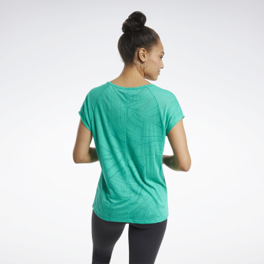 TS BURNOUT TEE Mujer Fitness & Training