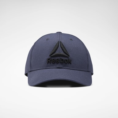 Cappellino Active Enhanced Baseball Blu Fitness & Training