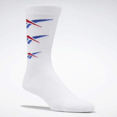 Classics White Classics Repeat Vector Socks