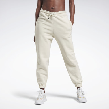 Women Training White VB Jogger