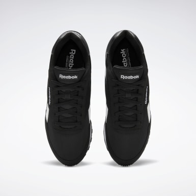 Classics Black Reebok Rewind Run Shoes