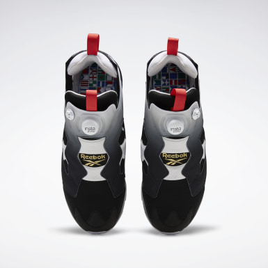 Classics Instapump Fury OG NM Shoes Schwarz