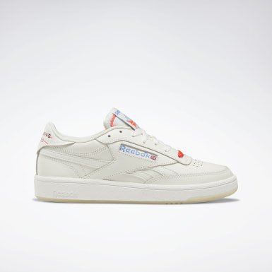 Women Classics White Club C Revenge Plus Women's Shoes