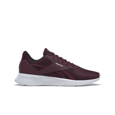 Men Running Burgundy Reebok Lite 2 Shoes