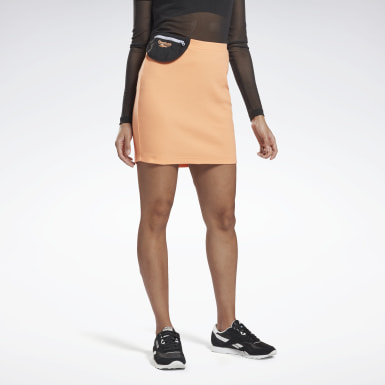 Dam Classics Orange Classics Tight Skirt
