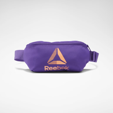 Riñonera Training Essentials Morado Fitness & Training