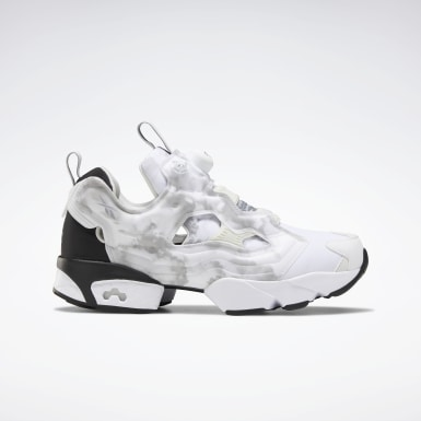 Classics Instapump Fury OG Shoes Weiß