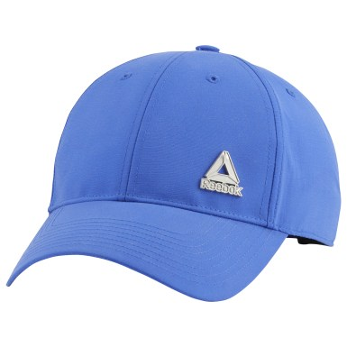 Cappellino Active Foundation Badge Blu Fitness & Training