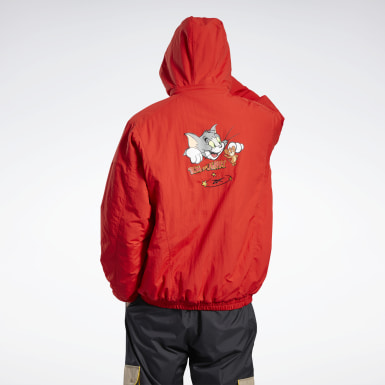 Classics Red Tom and Jerry Jacket