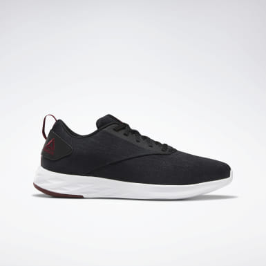 Men Walking Black Reebok Astroride Soul 2 Men's Shoes