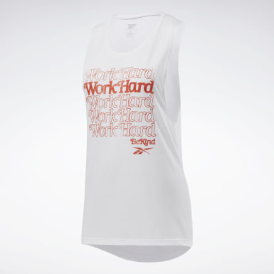 Work Hard Tank Top