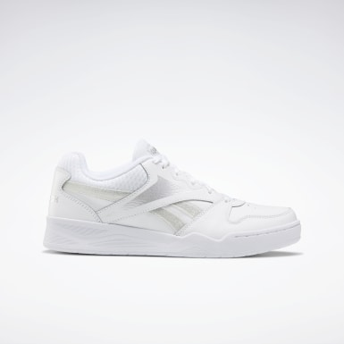 Dames Classics Wit Reebok Royal BB4500 Low 2 Schoenen