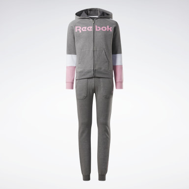 Girls Fitness & Training Reebok Jogger Set