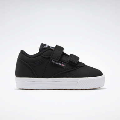 Kids Classics Black Club C Coast Shoes - Toddler