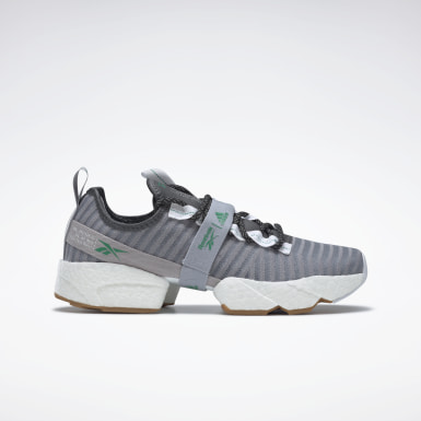 Running Grey Sole Fury x BOOST Shoes