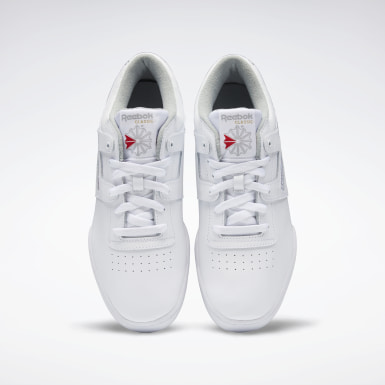 Men Classics White Workout Low Men's Shoes