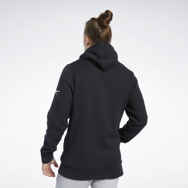 Männer Fitness & Training Archive Evolution Hoodie Schwarz