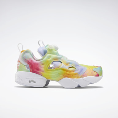 Classics Multicolour Instapump Fury Pride Shoes