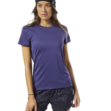 "Shorts Running Essentials - 4"" Violeta Mujer Running"