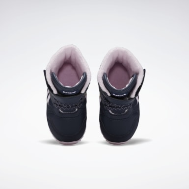 Børn Classics Blue Reebok Royal Classic Snow Jogger Shoes