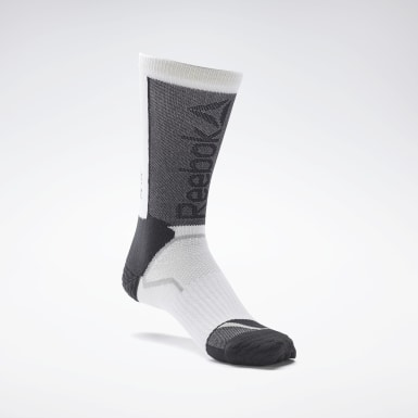 Cross Training White CrossFit® Tech Crew Socks