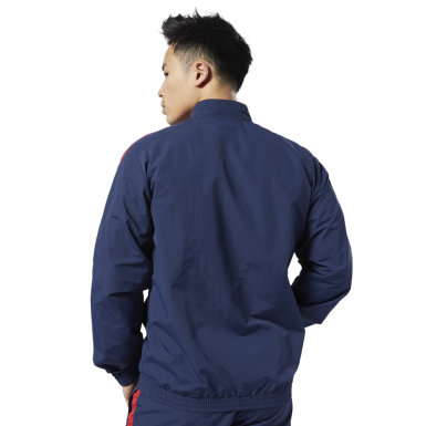 Men Classics Blue Classics Track Jacket