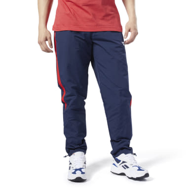 Men Classics Blue Classics Track Pants