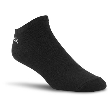 Calcetines Reebok No Show - 3 pares Negro Fitness & Training