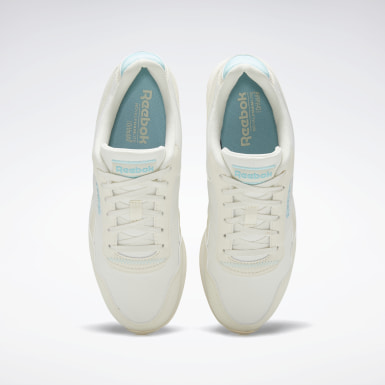 Frauen Classics Reebok Royal Glide Shoes Weiß