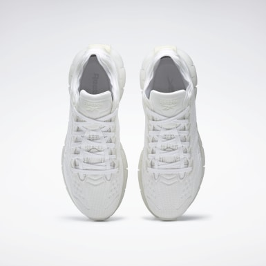 Classics White Zig Kinetica Shoes