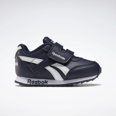 Boys Classics Blue Reebok Royal Classic Jogger 2 Shoes - Toddler