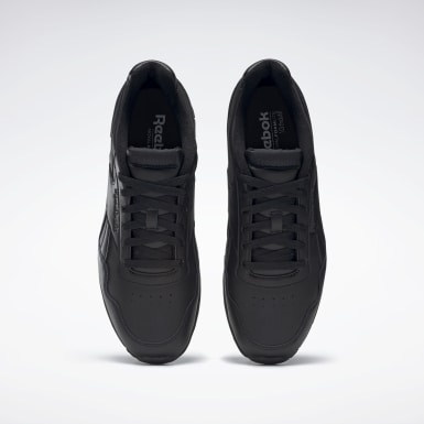 Men Classics Black Reebok Royal Glide