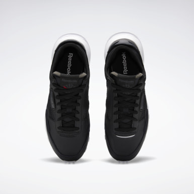 Kids Classics Black Classic Leather Legacy Shoes
