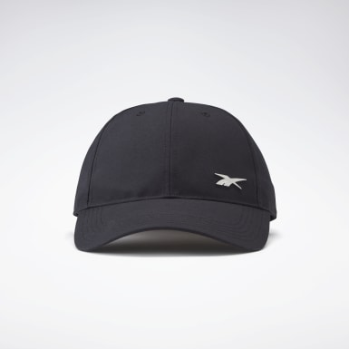 Fitness & Training Black Active Foundation Badge Cap