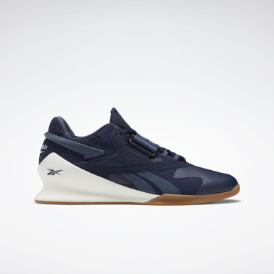 Mænd Cross Training Blue Legacy Lifter II Shoes